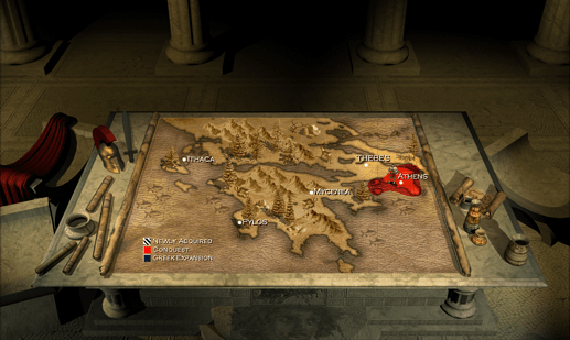 Age of Empires Mission brief