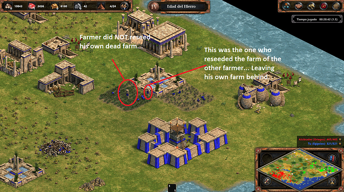 Weir farmers
