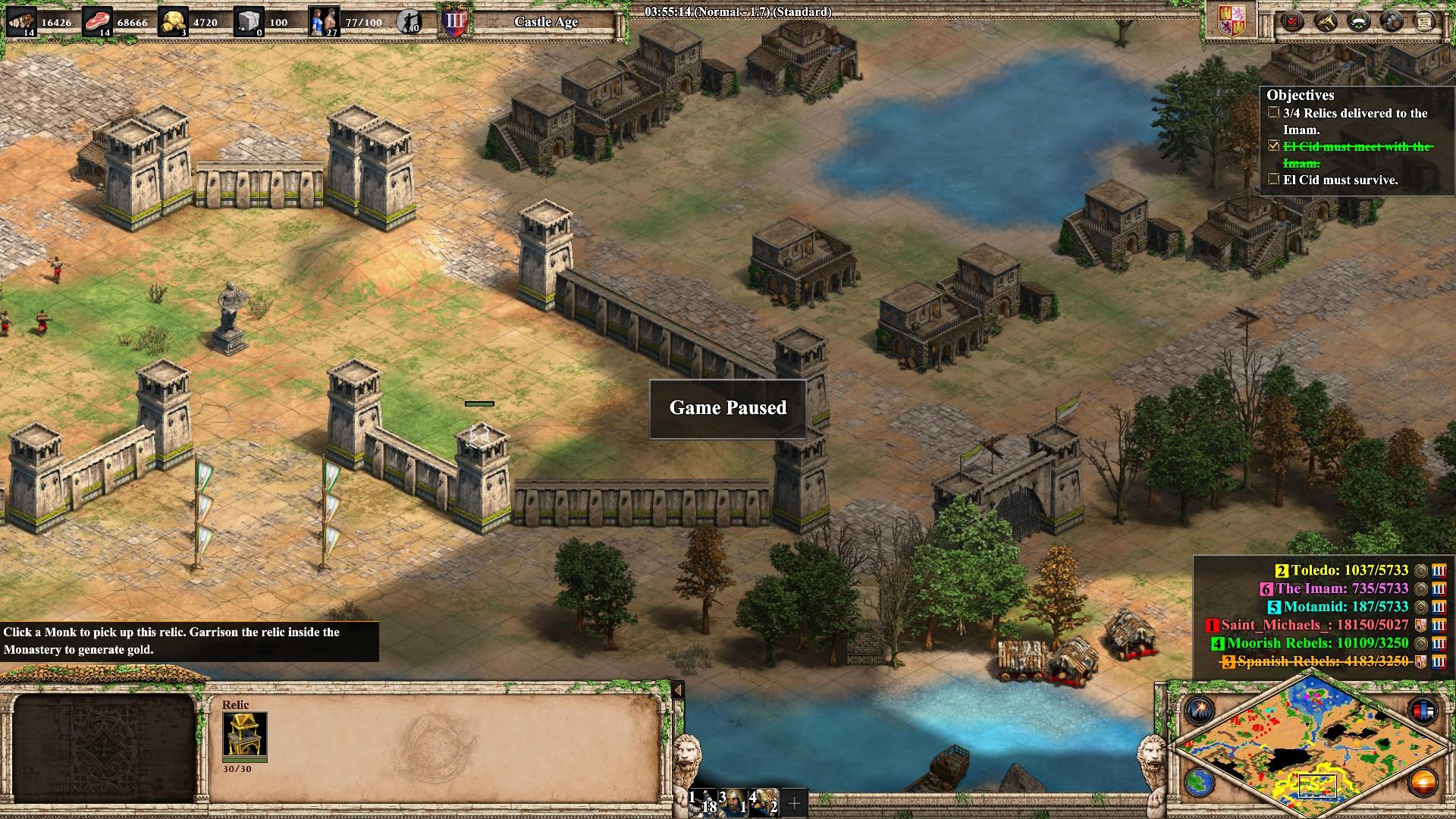 age of empires forum