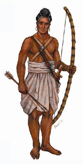 indian_longbowman