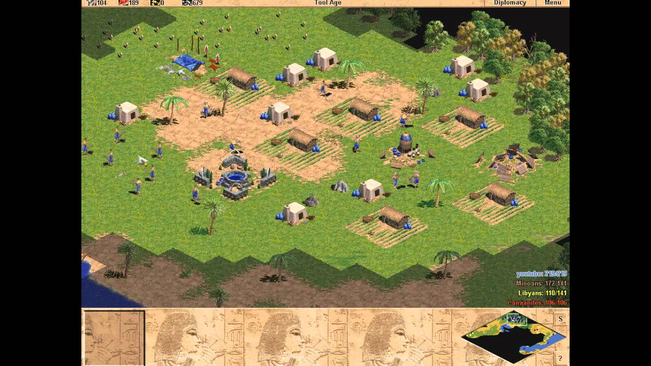 Age of Empires Egyptians