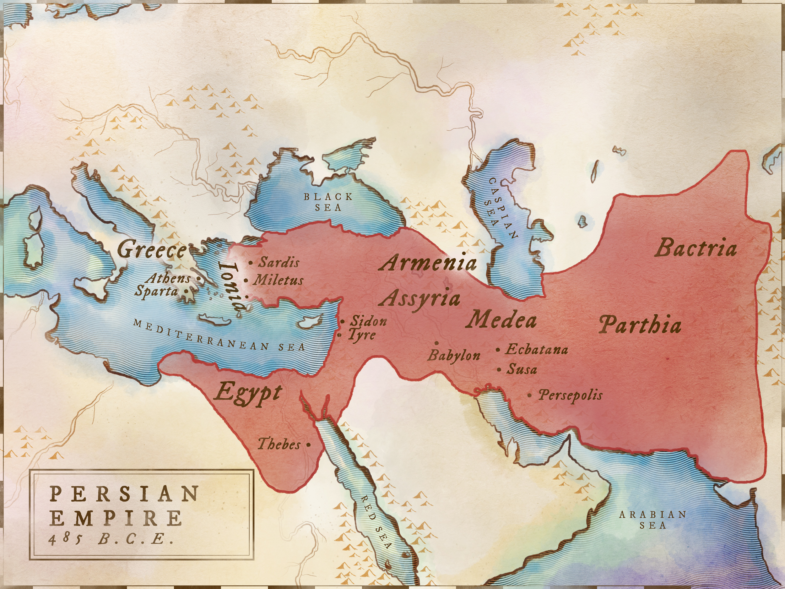 Persian Empire Age Of Empires