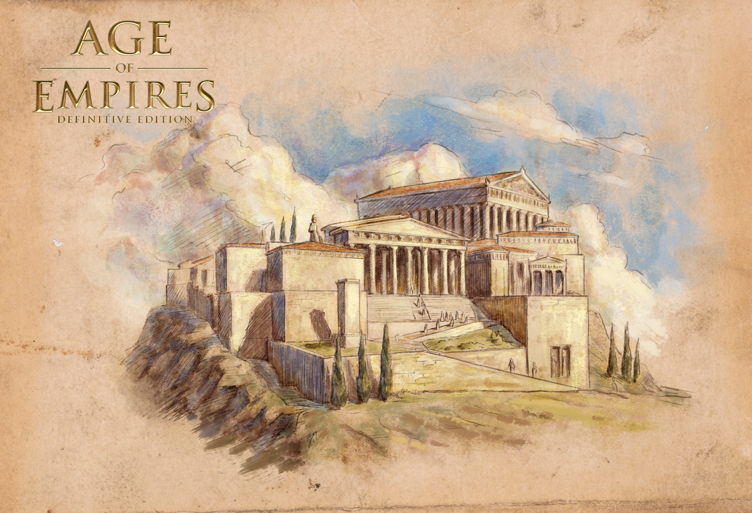 pericles rebuilt athens and constructed this masterpiece name it